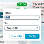 YNAB - Move Money Feature