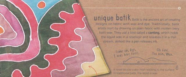 A brief history on the batik technique - Doodle Crate