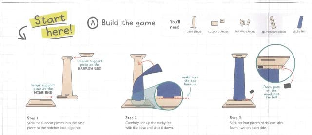 Gravity Game example instructions - Tinker Crate