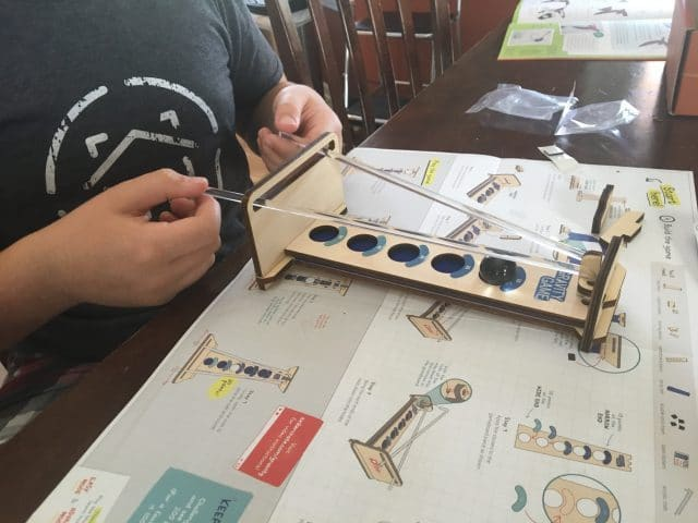 Playing with the Gravity Game - Tinker Crate