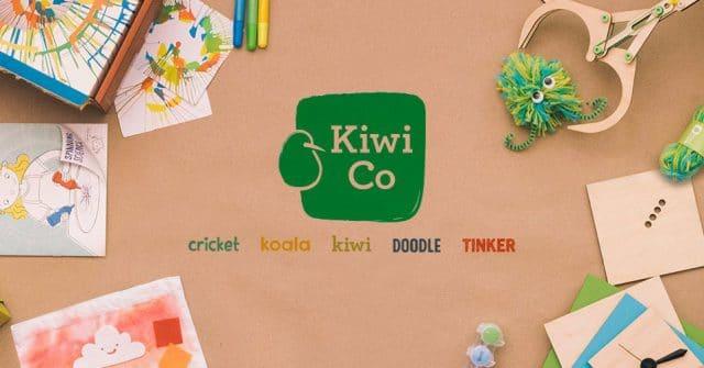 KiwiCo Hero Image