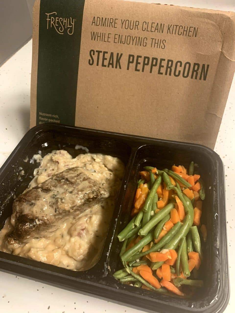 Steak Peppercorn - Freshly